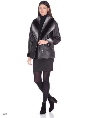 Куртка Shelter. Цвет: черный