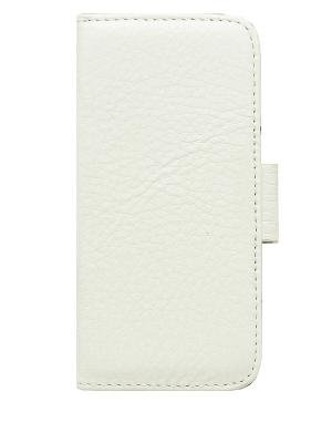 Чехол-книжка на Iphone 5/5S/5C Dimanche. Цвет: белый