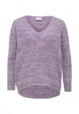 Пуловер Rodier. Цвет: фиолетовый