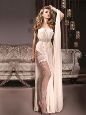 Чулки - Белый Ballerina