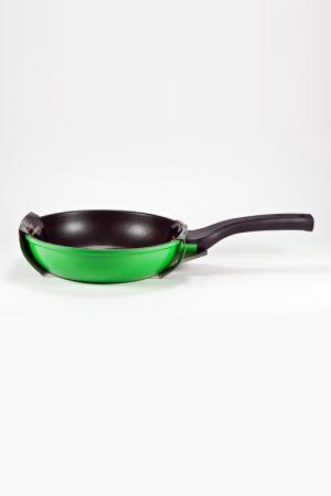 Сковорода Paradise 20 см ZH Corporation. Цвет: зеленый
