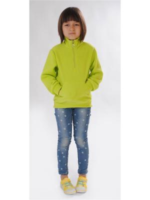 Куртка Милашка Сьюзи. Цвет: салатовый