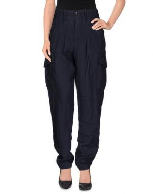 Повседневные брюки POLO JEANS COMPANY. Цвет: темно-синий