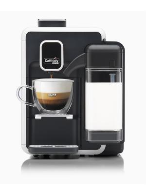Кофемашина S22 BIANKA CAFFITALY. Цвет: белый