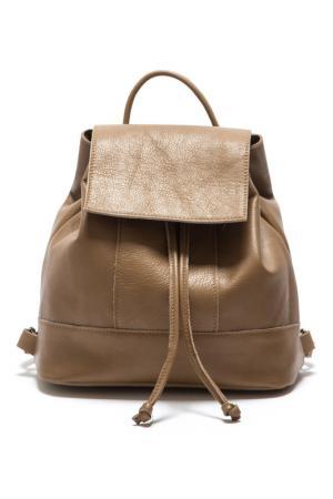 Backpack ROBERTA M. Цвет: light brown