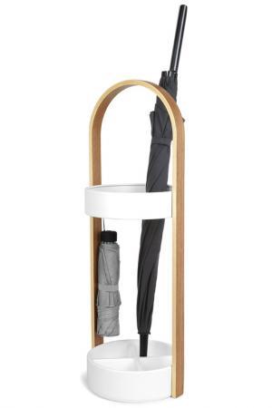 Подставка для зонтов HUB UMBRA. Цвет: бежевый