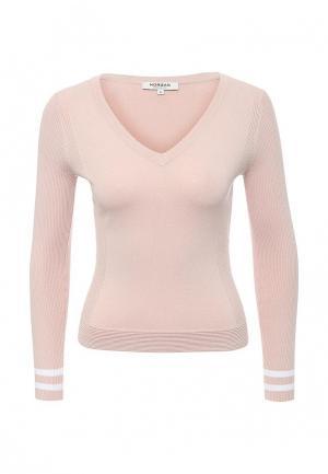 Пуловер Morgan. Цвет: розовый