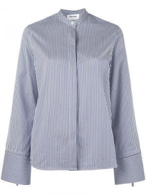 Рубашка Clemence Harmony Paris. Цвет: синий