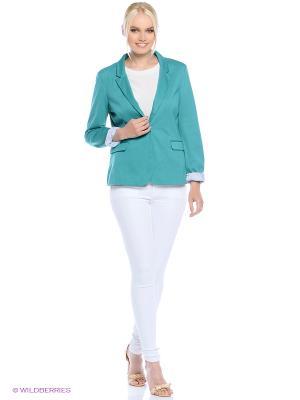Пиджак Colin's. Цвет: зеленый