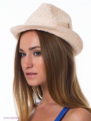 Шляпа Maxval. Цвет: персиковый