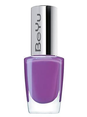 Стойкий Лак для ногтейLong Lasting Nail Lacquer 216, 8мл BEYU. Цвет: фиолетовый