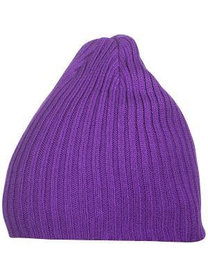 Шапка Alpine PRO. Цвет: темно-фиолетовый