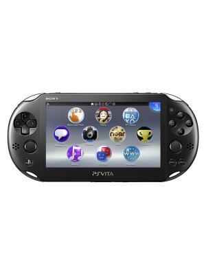 Игровая консоль Sony PlayStation Vita. Цвет: черный