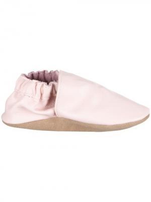 Ботинки MaLeK BaBy. Цвет: розовый, прозрачный
