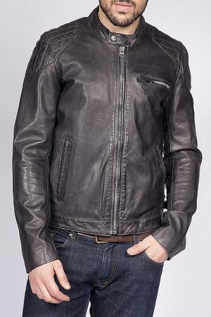 Куртка Giorgio. Цвет: dark grey