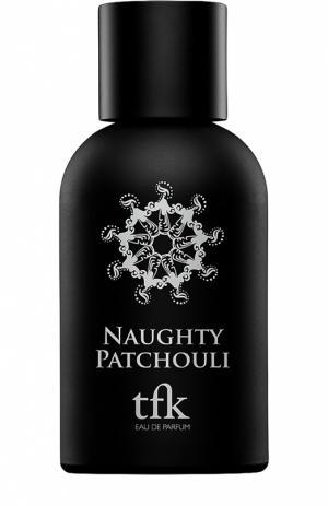 Парфюмерная вода Naughty Patchouli TFK The Fragrance Kitchen. Цвет: бесцветный