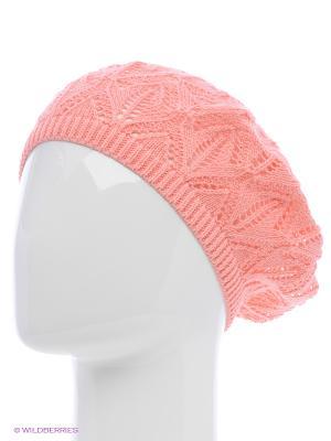 Берет Trend. Цвет: персиковый