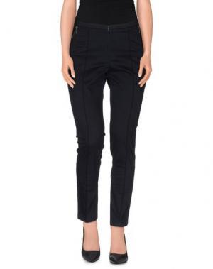Повседневные брюки LUIS CIVIT. Цвет: темно-синий