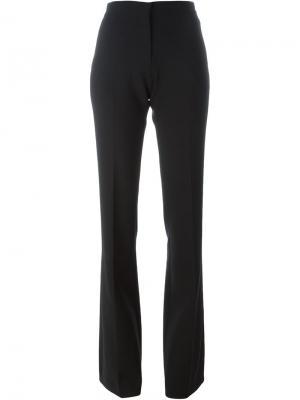 Классические брюки Victoria Beckham. Цвет: чёрный