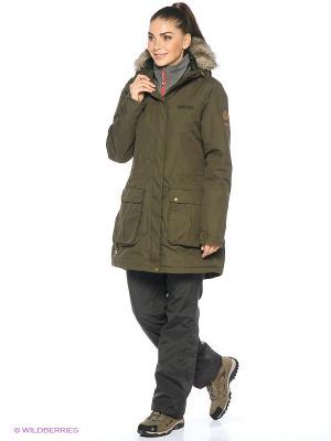 Куртка Schima REGATTA. Цвет: хаки