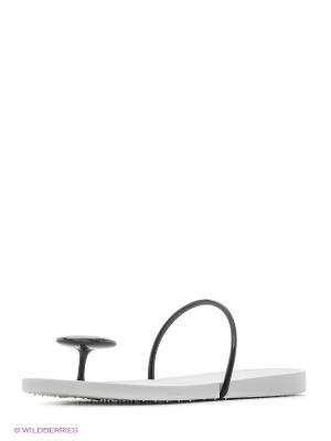 Пантолеты Ipanema. Цвет: темно-серый