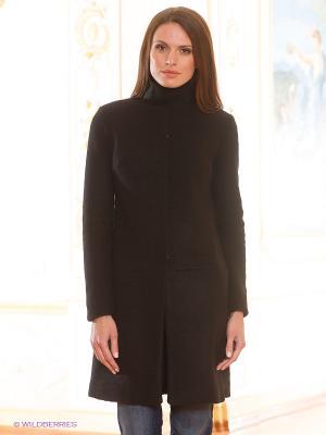 Пальто IMAGO. Цвет: черный