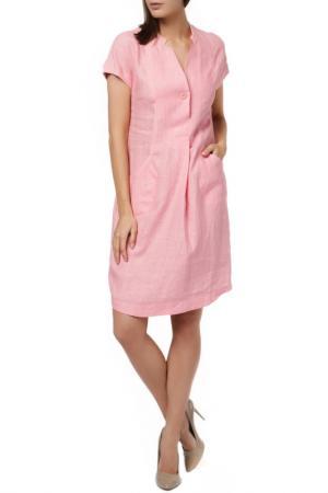 Платье Riani. Цвет: розовый
