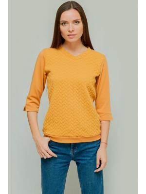 Джемпер Formalab. Цвет: оранжевый