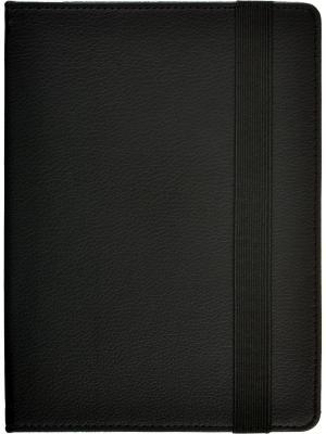 Универсальный чехол-книжка ProShield Universal для планшетов с экраном 8 дюймов. Цвет: черный