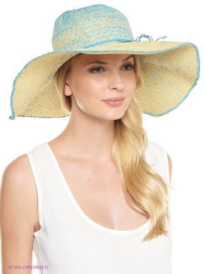 Шляпа Top Secret. Цвет: бирюзовый