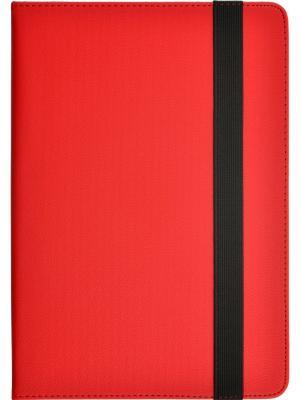 Универсальный чехол-книжка ProShield Universal для планшетов с экраном 10 дюймов. Цвет: красный