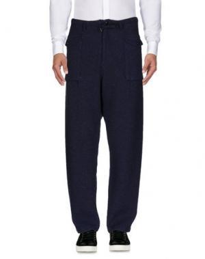 Повседневные брюки PANAMA. Цвет: темно-синий