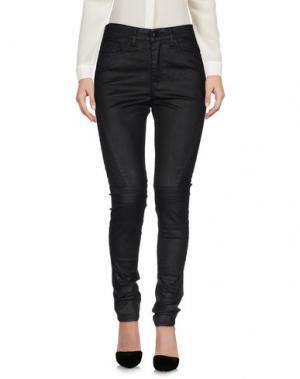 Повседневные брюки RIPCURL. Цвет: черный
