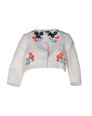 Пиджак NORA BARTH. Цвет: белый