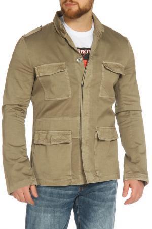 Пиджак Dondup. Цвет: зеленый