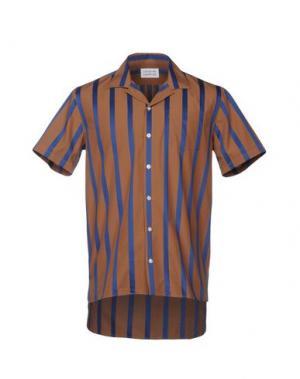 Pубашка LIBERTINE-LIBERTINE. Цвет: какао