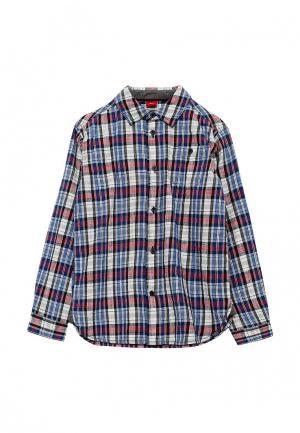 Рубашка s.Oliver. Цвет: разноцветный