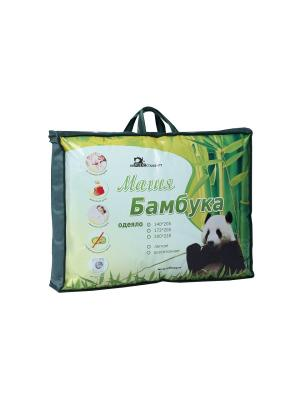 Одеяло Магия бамбука ИвШвейСтандарт. Цвет: сливовый, белый