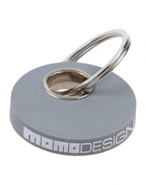 Брелок для ключей MOMO DESIGN. Цвет: серый