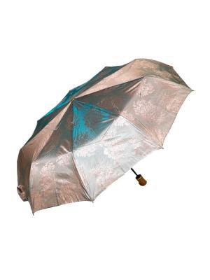Зонт автоматический Mitya Veselkov. Цвет: серый