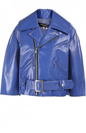 Куртка Junya Watanabe. Цвет: синий