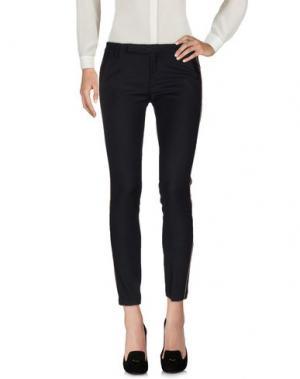 Повседневные брюки ALYSI. Цвет: черный