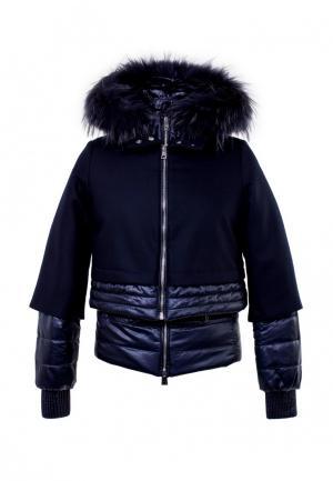 Куртка Gallotti. Цвет: синий