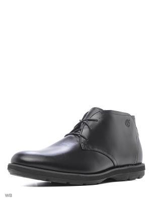 Туфли TIMBERLAND. Цвет: черный