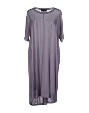 Короткое платье SUPERFINE. Цвет: сиреневый