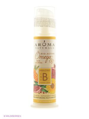Крем с витамином В5, 94 гр Aroma Naturals. Цвет: белый