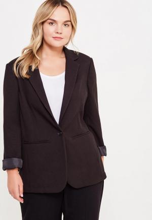 Пиджак Violeta by Mango. Цвет: черный