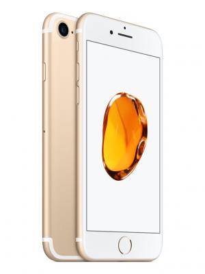 Смартфон iPhone 7 128GB Gold Apple. Цвет: золотистый