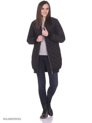 Куртка LAMPETE Numph. Цвет: черный
