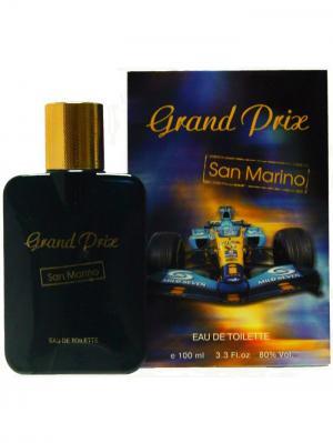 Motor М Grand prix san marino туалетная вода 100 мл ТД Покровка. Цвет: черный